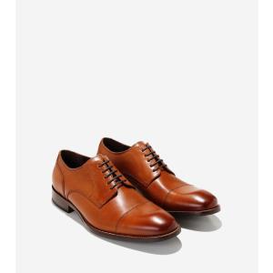 コールハーン Colehaan アウトレット メンズ シューズ 靴 オックスフォード ベントン キャップ オックスフォード II mens C24120 ブリティッシュ タン|colehaan
