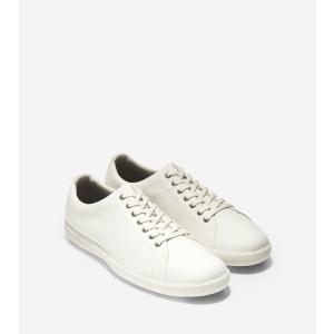 コールハーン Colehaan アウトレット メンズ シューズ 靴 スニーカー グランド クロスコート II mens C27904 アイボリー キャンバス|colehaan
