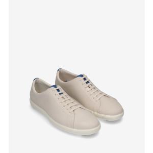 コールハーン Colehaan シューズ 靴 グランド クロスコート II C30494 オプティック ホワイト ヌバック|colehaan