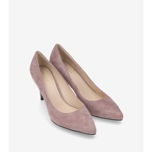 コールハーン Colehaan アウトレット レディース シューズ 靴 パンプス & ウェッジ ジュリアナ パンプ 75 womens W14068 トワイライト モーヴ スエード|Cole Haan Japan Online Store