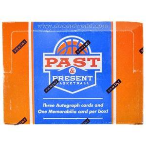 未開封ボックス 11/12 Panini Past & Present Hobby Box|coletre