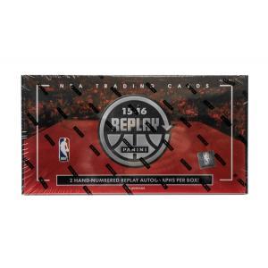 未開封ボックス 15/16 Panini Replay Hobby Box|coletre