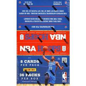 未開封ボックス 12/13 Panini Hoops Basketball Hobby Box|coletre