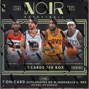 未開封ボックス 16/17 Panini Noir Basketball Hobby Box|coletre