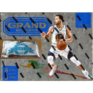 【Father's Pack 2パック付き】未開封ボックス 16/17 Panini Grand Reserve Basketball Hobby Box|coletre