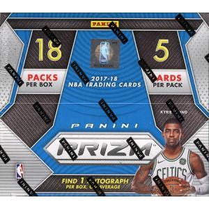 未開封ボックス 17/18 Panini Prizm Basketball Fast Break Box|coletre