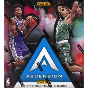 未開封ボックス 17/18 Panini Ascension Basketball Hobby Box|coletre