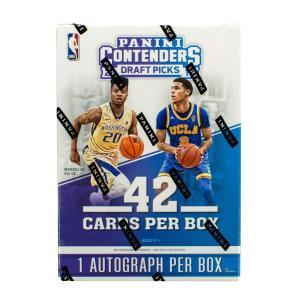 未開封ボックス 17/18 Panini Contenders Draft Basketball Blaster Box|coletre