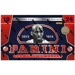 未開封ボックス 13/14 Panini Hobby Box|coletre