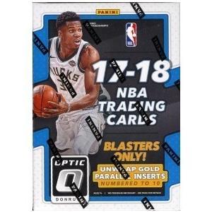 未開封ボックス 17/18 Panini Donruss Optic Basketball Blaster Box|coletre