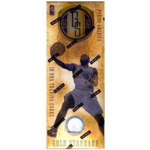 未開封ボックス 14/15 Panini Gold Standard Basketball Hobby Box|coletre