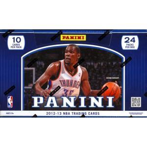 未開封ボックス 12/13 Panini Basketball Hobby Box|coletre