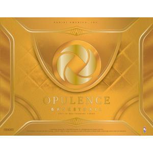 未開封ボックス 17/18 Panini Opulence Basketball Hobby Box|coletre
