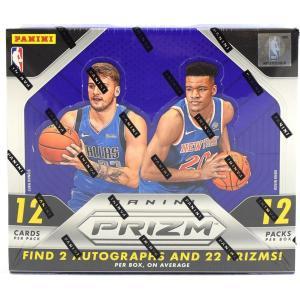 未開封ボックス 18/19 Panini Prizm Basketball Hobby Box|coletre