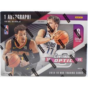 未開封ボックス 18/19 Panini Contenders Optic Basketball Hobby Box|coletre