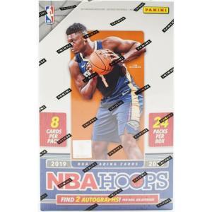 未開封ボックス 19/20 Panini Hoops Basketball Hobby Box|coletre
