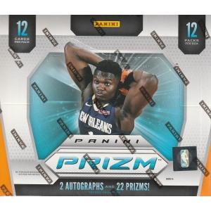 未開封ボックス 19/20 Panini Prizm Basketball Hobby Box|coletre