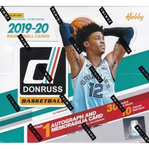 未開封ボックス 19/20 Panini Donruss Basketball Hobby Box|coletre