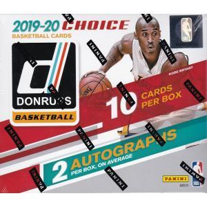 未開封ボックス 19/20 Panini Donruss Basketball Choice Box|coletre