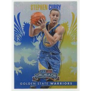 Stephen Curry 13/14 Panini Crusade Blue Crusade coletre