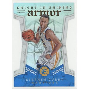 Stephen Curry 16/17 Panini Excalibur Knight in Shining Armor coletre