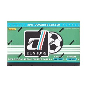 未開封ボックス 2015 Panini Donruss Soccer Box|coletre