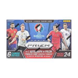 未開封ボックス 2016 Panini Prizm EURO Soccer Box|coletre