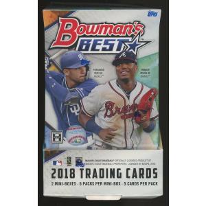 未開封ボックス 2018 Bowman's Best Baseball Hobby Box|coletre