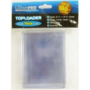 トップローダー 3×4 TOP LOADERS THICK 180point 5枚入り|coletre