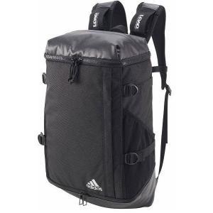 アディダス (adidas)  OPSバックパック  パフォーマンスボックス26L リュックサック DME31-BP6582ブラック/シルバーメット |collabo