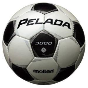 5号球 モルテン ペレーダ3000   サッカーボール 5号 F5P3000 WHBKシャンパンシルバー/ブラック