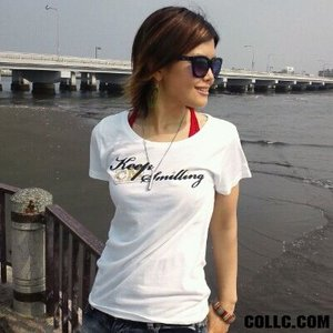 数量限定 como(コモ)  吉沢こずも プロデュース  LADIES Tシャツ カラー:WHITE|collc