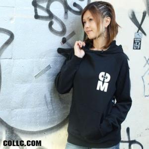 como(コモ)  吉沢こずも プロデュース ハイネックパーカー TOY カラー:BLACK|collc