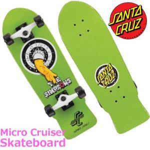 特価 Santa Cruz Simpsons Homer One Micro Cruiser Skateboard (サンタクルズ クルーザー スケートボード)|collc