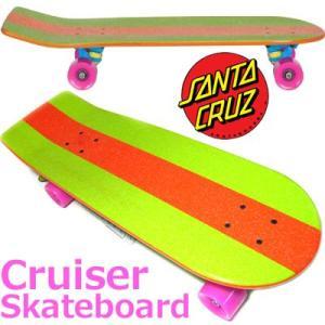 Santa Cruz Simpsons Bart Model Cruiser Skateboard  (サンタクルズ クルーザー スケートボード)|collc