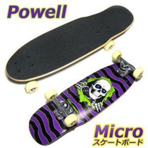 POWELL-PERALTA  コンプリート ミニデッキ Micro Ripper 3 パウエル ペラルタ スケートボード クルーザー|collc