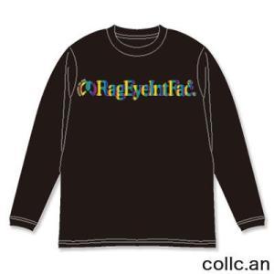 RAGE EYE INTERFACE レイジアイインターフェイス ロングTシャツ カラー:BLACK collc