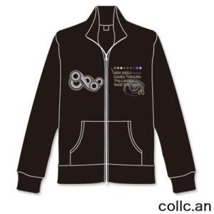 RAGE EYE INTERFACE レイジアイインターフェイス ジップジャケット カラー:BLACK collc