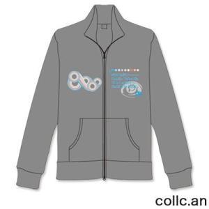 RAGE EYE INTERFACE レイジアイインターフェイス ジップジャケット カラー:GRAY collc