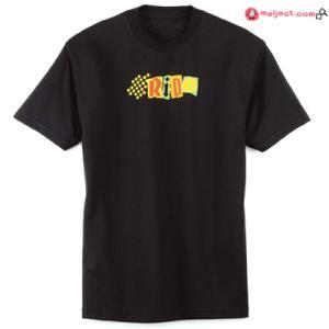 ネット限定価格 RIDE S/S Tシャツ BLK 「AGENDA」 collc