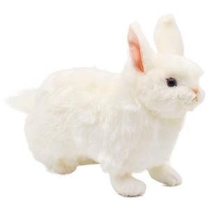 ハンサ【HANSA】ぬいぐるみ 雪うさぎ35cm ユキウサギ ラビット|collecolle