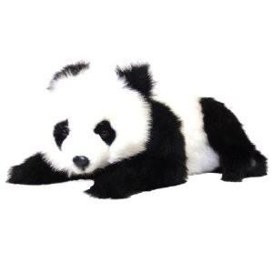 ハンサ【HANSA】ぬいぐるみ 仔ジャイアントパンダ65cm|collecolle