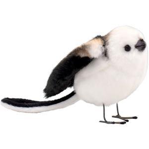 ハンサ【HANSA】ぬいぐるみ シマエナガ12cm 小鳥 コトリ|collecolle