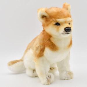 ハンサ【HANSA】ぬいぐるみ 柴犬23cm いぬ 犬 イヌ|collecolle