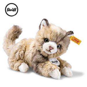 【シュタイフ正規販売店】Steiff シュタイフ 定番商品 ネコのルーシー18cm collecolle