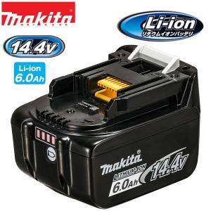 MAKITA・マキタ リチウムイオンバッテリ 14.4V 6.0Ah バッテリー残量表示付き BL1460B|collectas