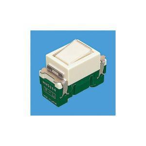 Panasonic/パナソニック フルカラー 埋込ネームスイッチE 4路 WN5064 10個入り collectas