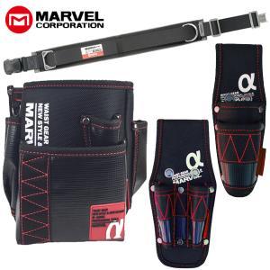 マーベル 腰道具4点セット レッド MAT80BSETEAR|collectas
