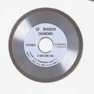 BOSCH・ボッシュ ダイヤホイール 105PE 波形 DW-105PE|collectas