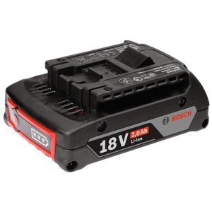 BOSCH/ボッシュ 18V リチウムイオンバッテリー2.0Ah A1820LIB|collectas